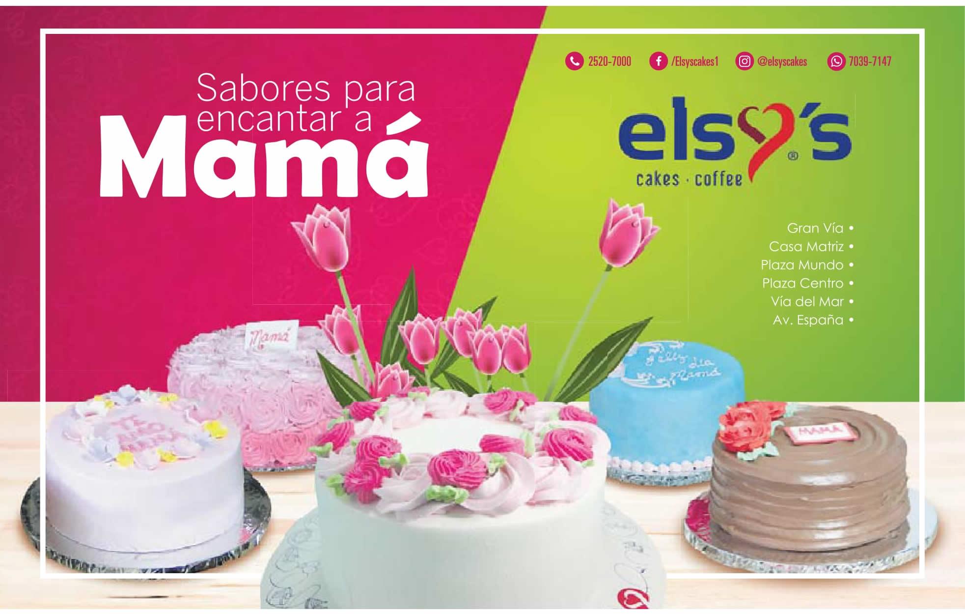 Elsys-cakes